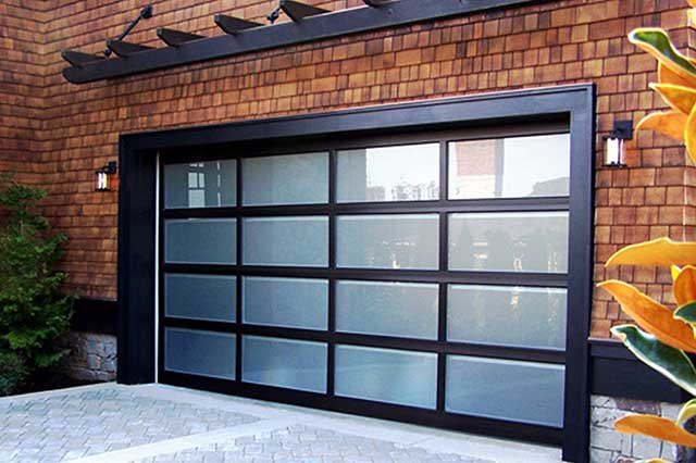 Glass Garage Door | Monterey, CA and San Jose, CA | Aaron Overhead Door