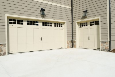 Aaron Overhead Doors can install a custom garage door as unique as you.