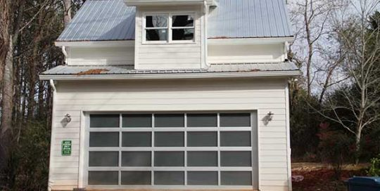 Full View Garage Door | Aaron Overhead Doors | Monterey GA