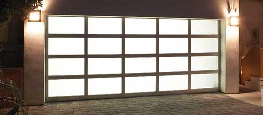 Glass Garage Door Replacement | San Jose & Monterey, CA | Aaron Overhead Doors