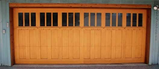 Wood Garage Door Replacement | San Jose & Monterey, CA | Aaron Overhead Doors